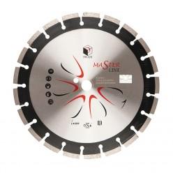 Алмазный диск (круг) DIAM Master Line 350x3.0x10x25.4 асфальт 000489
