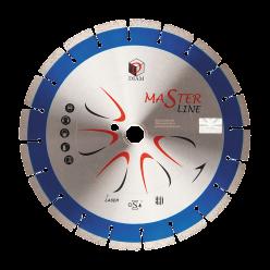 Алмазный диск (круг) DIAM Master Line 400x3.0x10x25.4 железобетон 000504