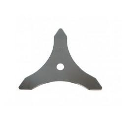 Нож металлический 3-зубчатый Echo 230/3/25.4 мм